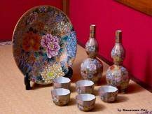 Kutani Chinaware Potteries