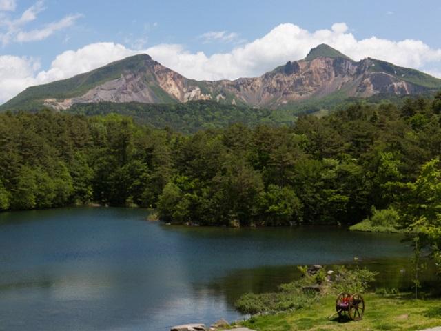 Lake Goshikinuma