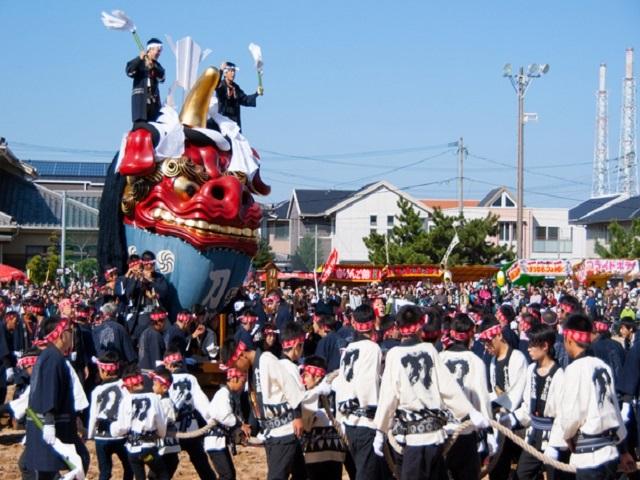 Karatsu-kunchi Festival