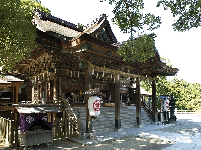 Konpiragu Shrine