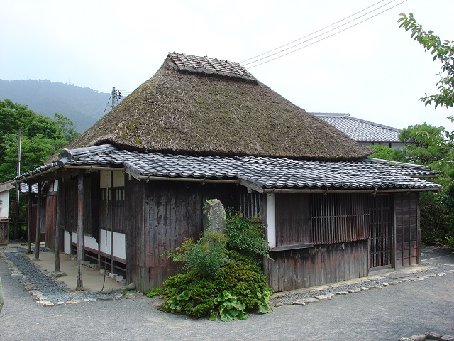 Old Matsumoto village area