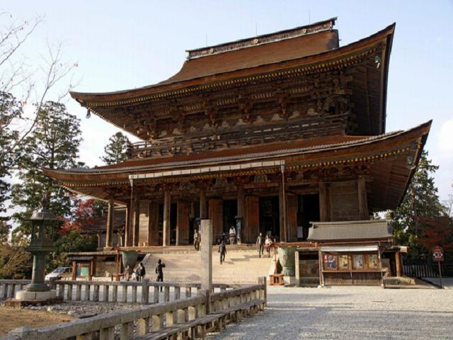 Kinbusen-ji Temple