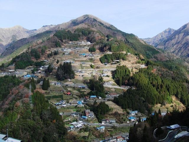 Iyakei Gorge