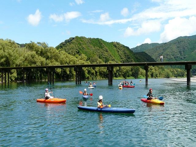 Shimanto River Canoe