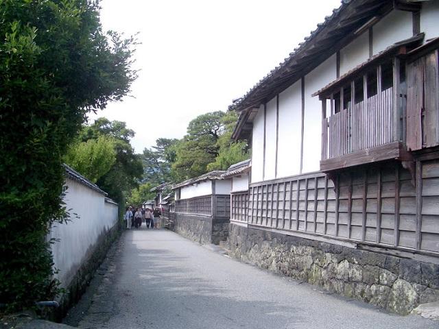 Hagi  Samurai Residence