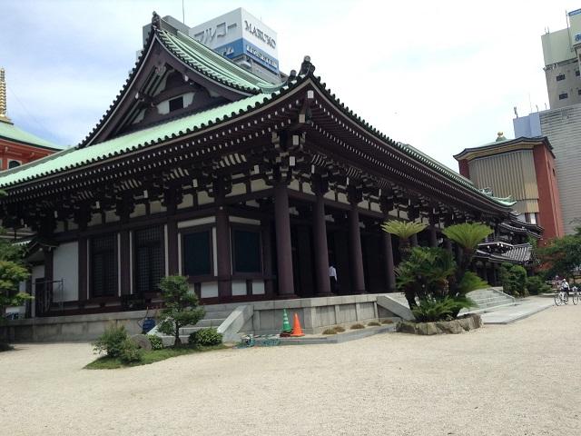 Tocho-ji Temple