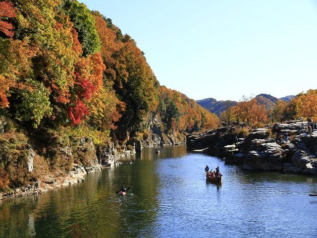Nagatoro Ravine