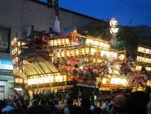 Hita Gion Festival and Yamahoko Hall